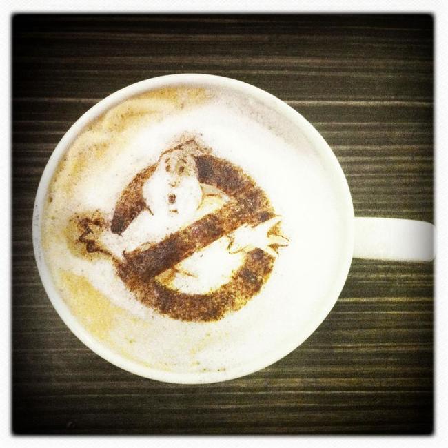 Ютуб видео мастер класс рисунки на кофе своими руками #7