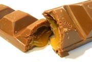 Шоколад с наполнителем