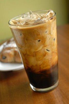 рецепты холодного кофе с картинками