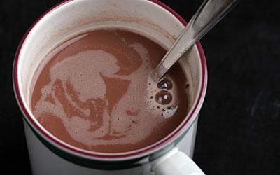 Рецепт приготовление горячего шоколада в домашних условиях